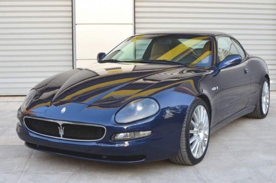 Maserati Coupe Cambiocorsa F1 LHD