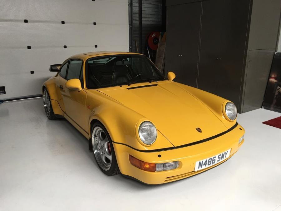 Porsche 964 Turbo SOLD