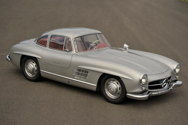 A Condition Mercedes 300SL Gullwing 1959