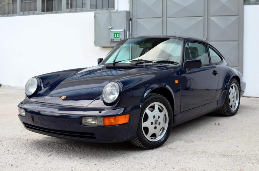 Porsche 911 964 Carrera 4 SOLD