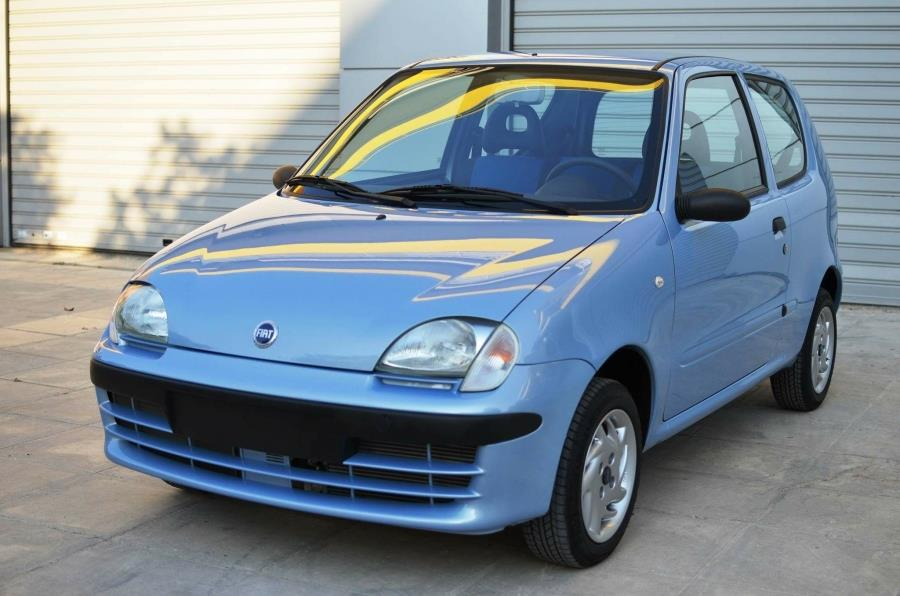 Fiat Seicento BRAND NEW SOLD