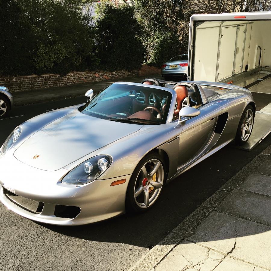 Porsche Carrera GT 2005 SOLD