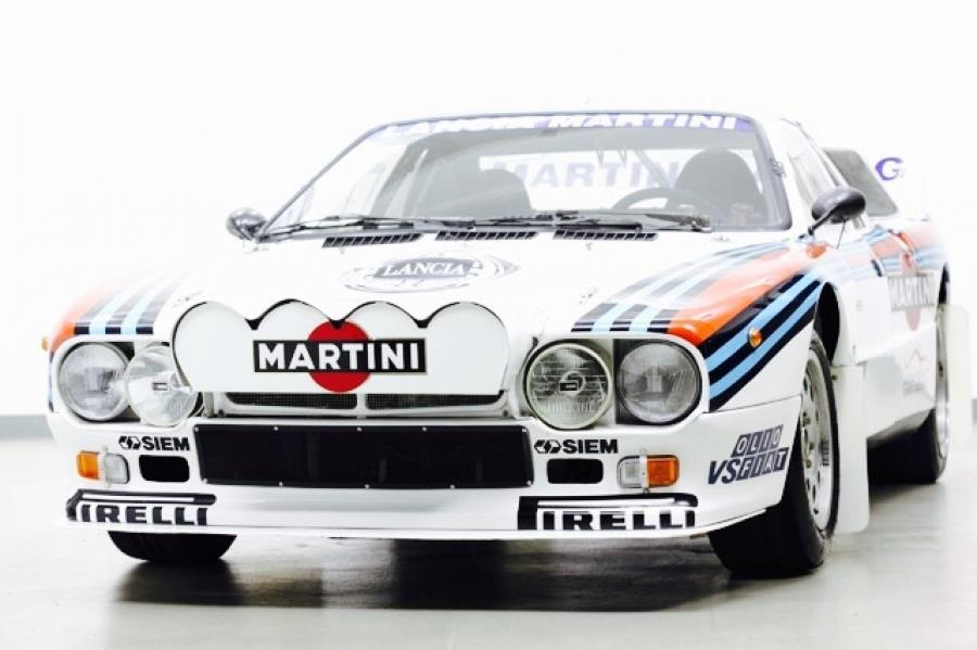 Lancia 037 Works Rally Car 1983