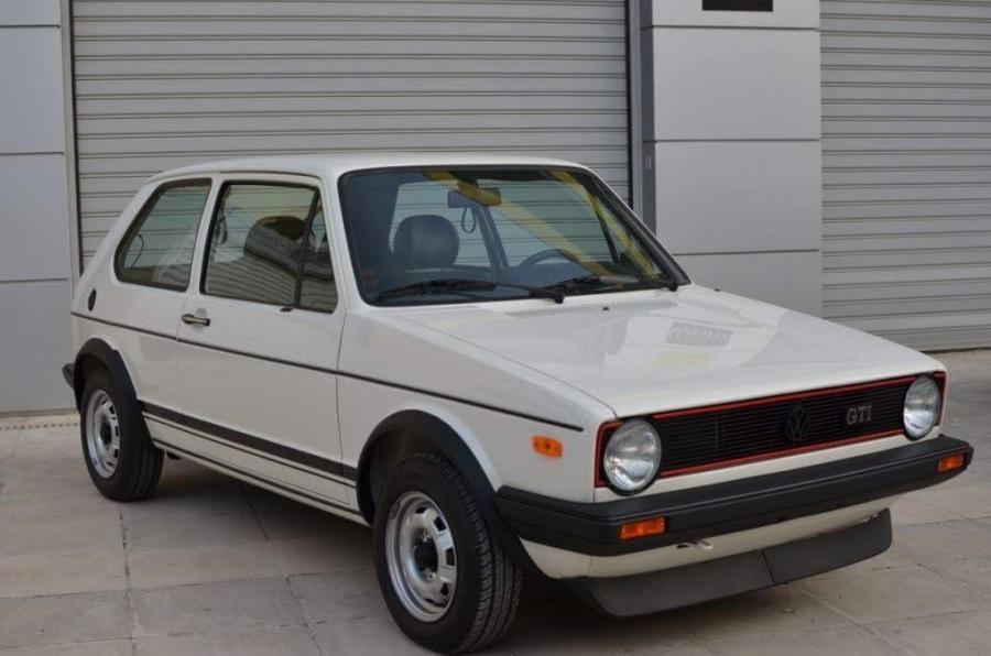 VW Golf GTI MK1 1979