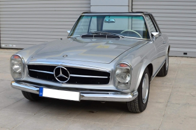 Mercedes 230SL 1965 SOLD