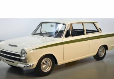 Original Lotus Cortina