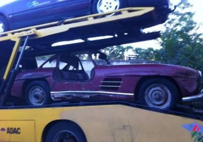 Mecedes Benz 300 SL Gullwing