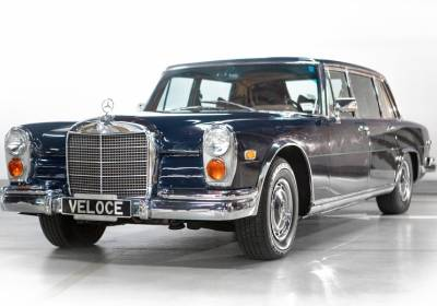 Mercedes-Benz 600 W100 SWB 1972