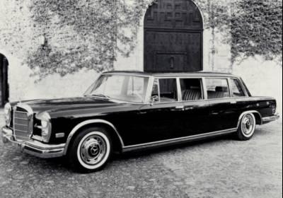 Mercedes 600 Pullman LWB