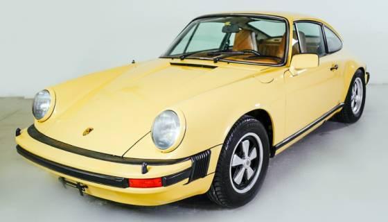 """Porsche 911 Carrera """"Sahara"""""""