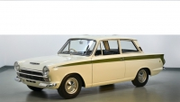 Original Lotus Cortina