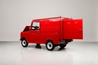 Lawil Willam Lambretta S3 Postman