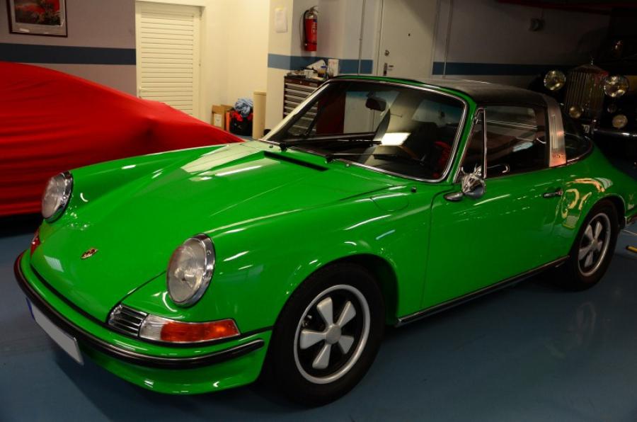 A Porsche 911S Targa 2.4 SOLD