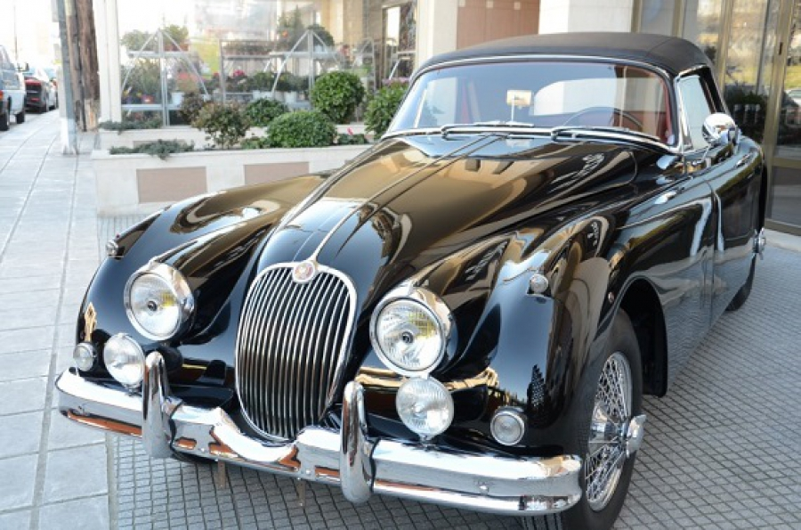Jaguar XK150 DHC SOLD