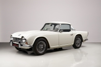 """Triumph TR4 """"Surrey Top"""", Laycock Overdrive"""