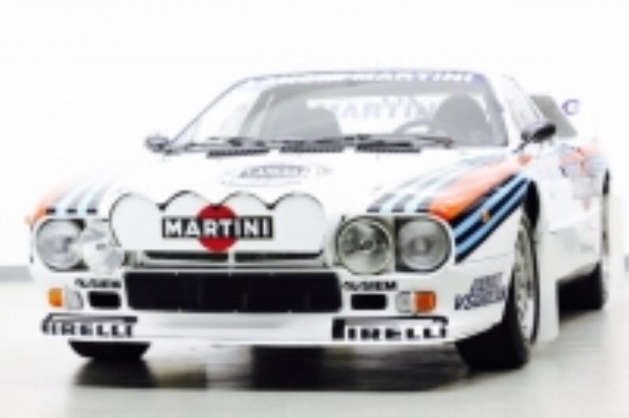 Lancia 037 Works Rally Car