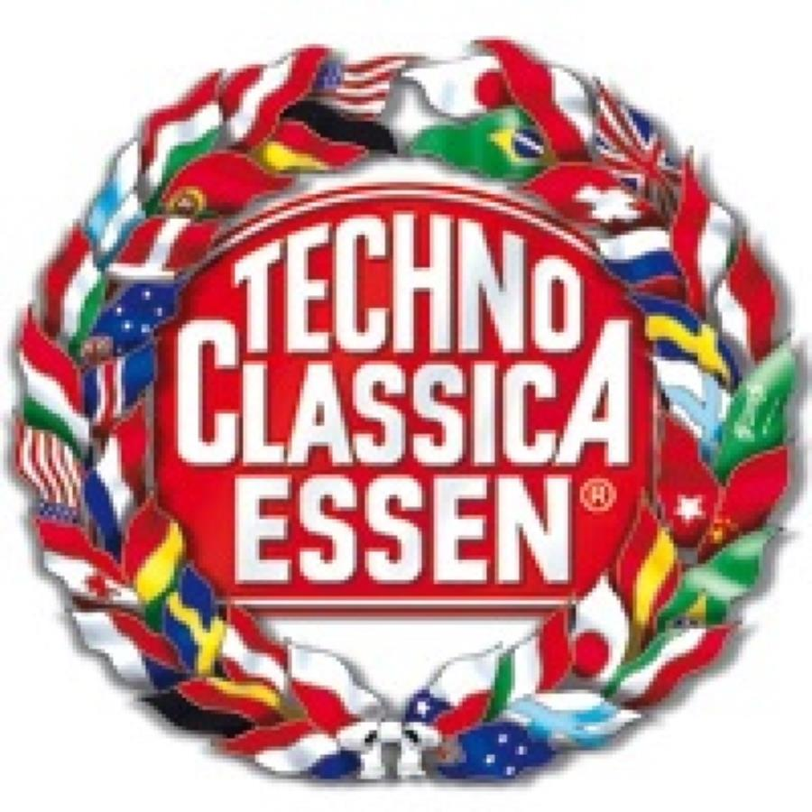 Visit as at the Essen Techno Classica 2015