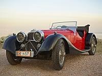 Jaguar SS 100 1937