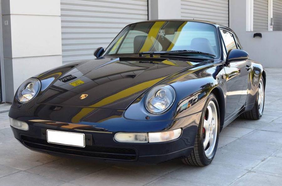 Porsche 993 1995 Reserved